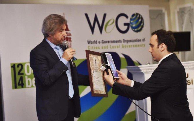 Akıllı Beyoğlu Projesi Uluslararası Arenada Görücüye Çıktı