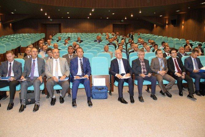 Yozgat İl Koordinasyon Kurulu Toplantısı Yapıldı