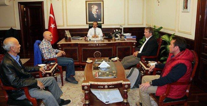 Yozgat Kablolu Su Kayağı Merkezi Olacak