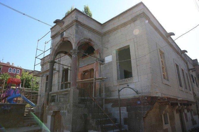 Arap Ocağı Ve İptidai Mektepleri Restore Edildi
