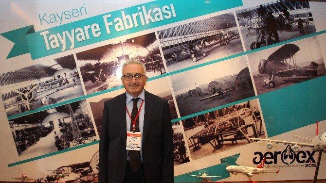 Erciyes Teknopark, Aeroex 2016 İle Kayseri'deki Geleneksel Girişimciliğin Sınırlarını Değiştiriyor