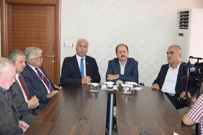 Ak Parti Kırıkkale Milletvekili Can Halk Günü Toplantısına Katıldı