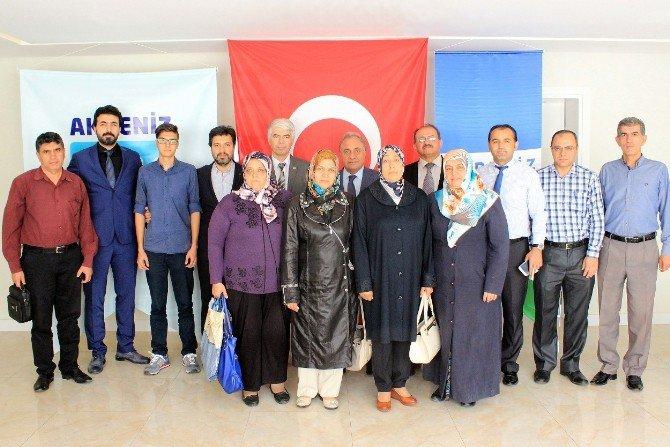 Akdeniz Elektrik'ten 'Demokrasi Şehitleri'nin Ailelerine Destek