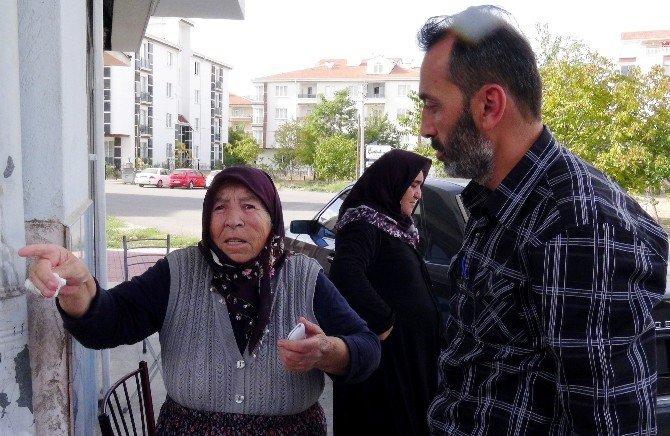 80 Yaşındaki Kadına Kapkaç Şoku