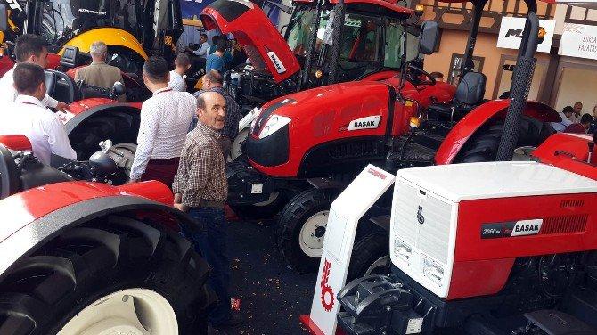 Bursa Tarım Fuarı Sektörün Buluşma Noktası Oldu