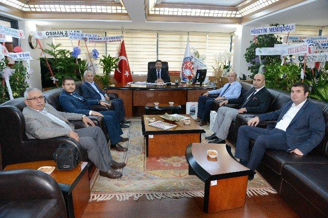 """Başkan Erdoğan, """"Yabancı Turist Sayısını Artırmakla İhracat Ayağımıza Gelmiş Olacak"""""""
