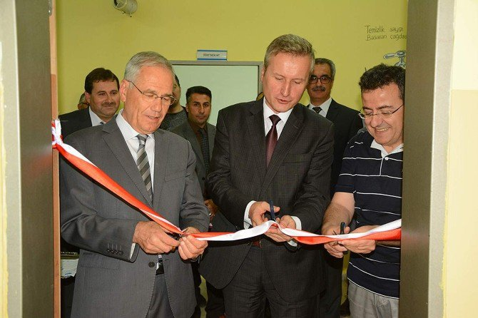 Dinar'da Yan Flüt Kursu Açıldı