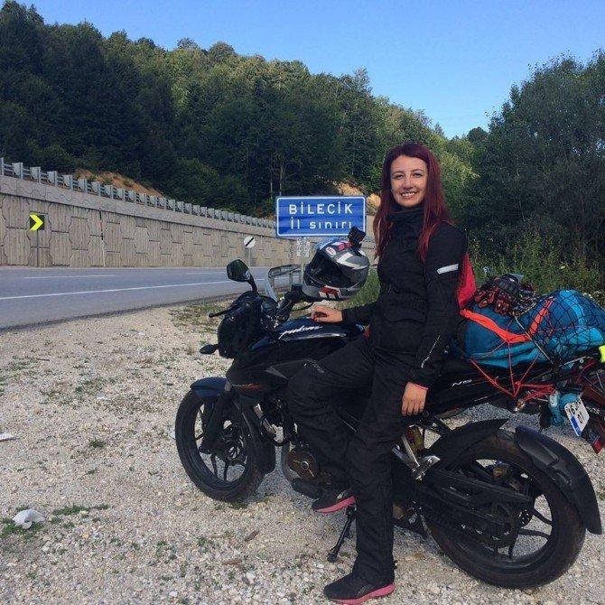 Motosiklet Tutkunu Genç Öğretmenin Son Görüntüleri