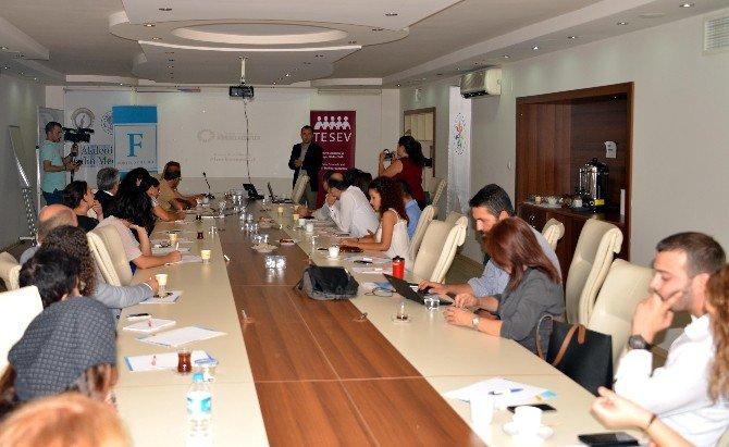 Akdeniz Belediyesi'nden Sürdürülebilir Kent İçin E-katılım Çalıştayı