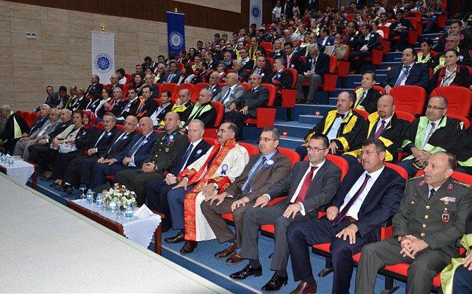 Tü Rektör Yardımcısı Prof. Dr. Şahin, Namık Kemal Üniversitesi'nde