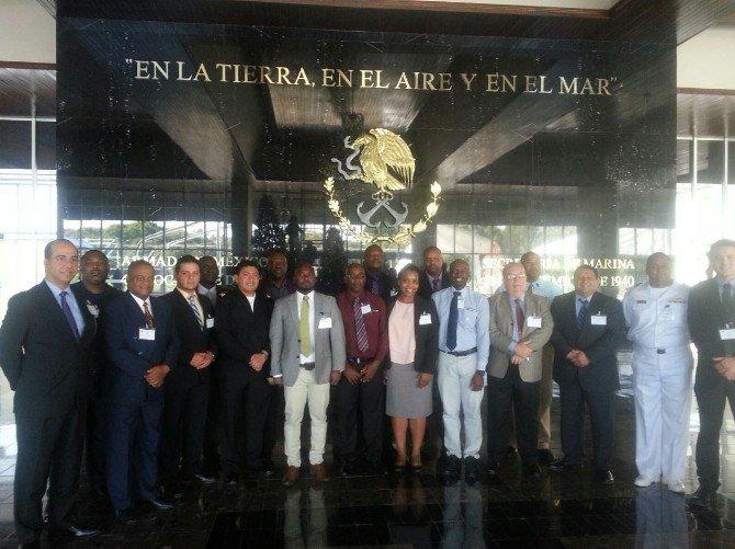 Tika'dan Karayip Devletler Birliği'ne Donanım Desteği