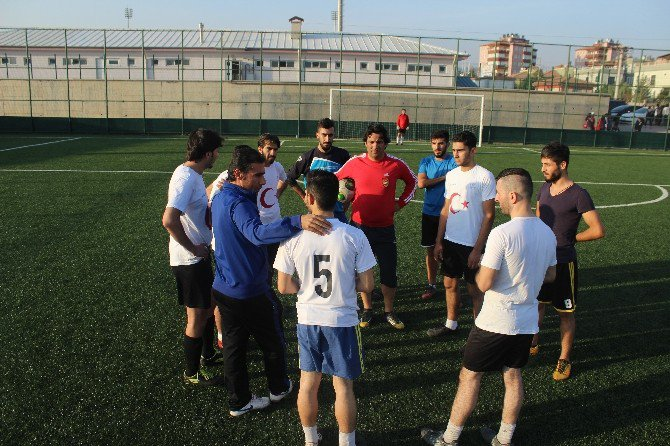 Türk Ve Suriyeli Sporcular Barış Ve Kardeşlik Turnuvasına Katılacak
