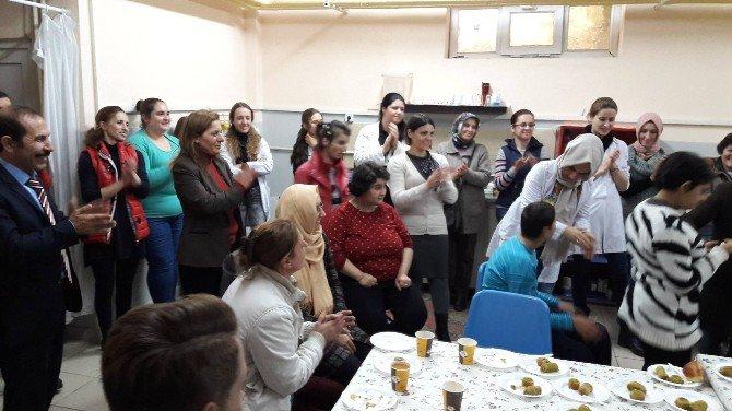 Hayrabolu Kredi Ve Yurtlar Kurumu Öğrencilerinden Rehabilitasyon Merkezine Ziyaret