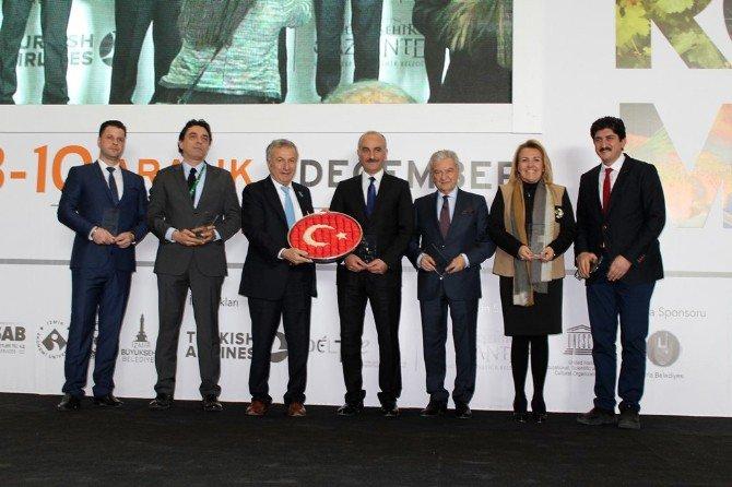 Uluslararası Gastronomi Kongresi Bakan Avcı İle Açıldı