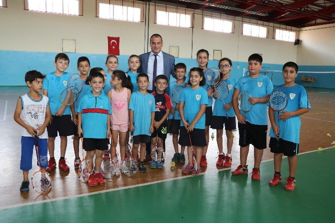 Badmintoncular Milli Takım'da Mücadele Edecek