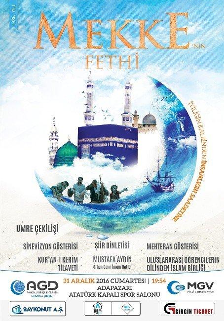 Mekke'nin Fethi Programı'na Davet