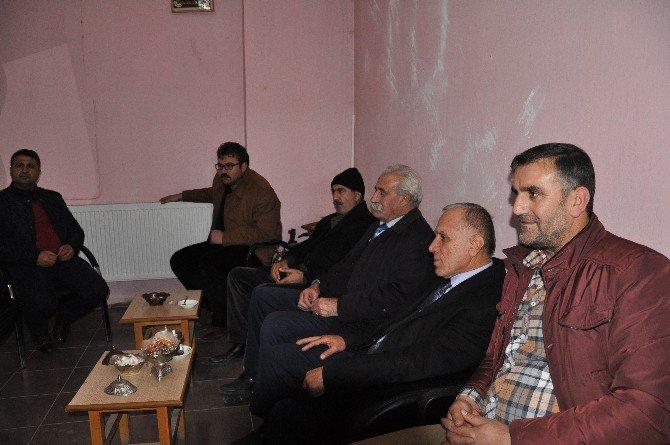 Stk Başkanlarından Gazetecilere Ziyaret
