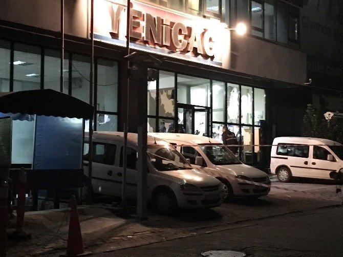 Yeniçağ Gazetesine Saldırı