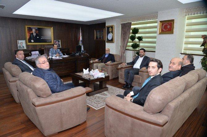 Ak Parti Osmangazi'den Yıldız'a Ziyaret