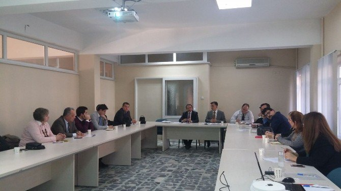 Tsm Başkanları Aralık Ayı Olağan Toplantısı
