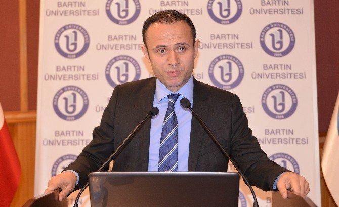 Bartın Üniversitesi Kariyer Günlerine 'Dolar' Vurgusu