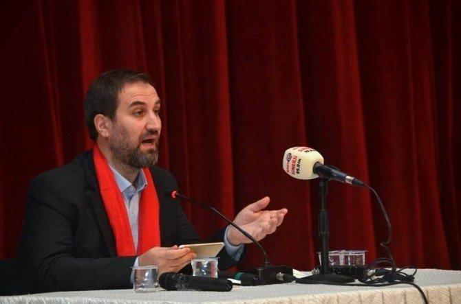 "Tokat'ta ""15 Temmuz Ve Milli İrade"" Konferansı"