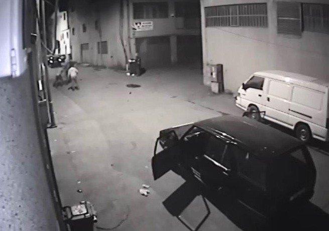 Güvenlik Kamerasına Yansıyan Yol Vermeme Cinayetinin Sanığı Hakim Karşısında