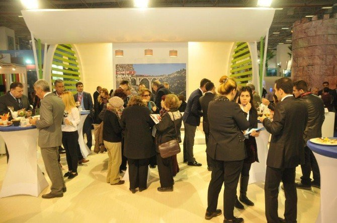 Çukurova, İzmir Travel Turkey Fuarı'nda Tanıtılıyor