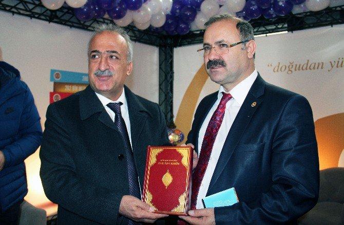 Atatürk Üniversitesi, Erzurum Tanıtım Günleri'nde Yoğun İlgi Gördü