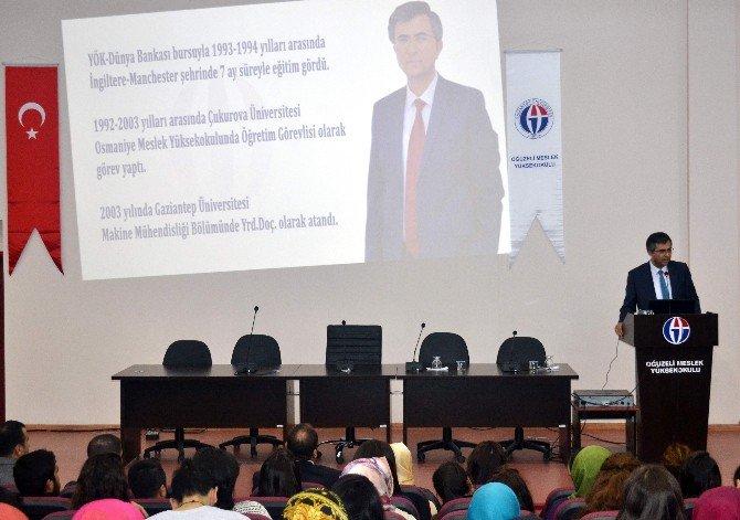 Gaün'de Meslek Eğitiminin Önemi Anlatıldı