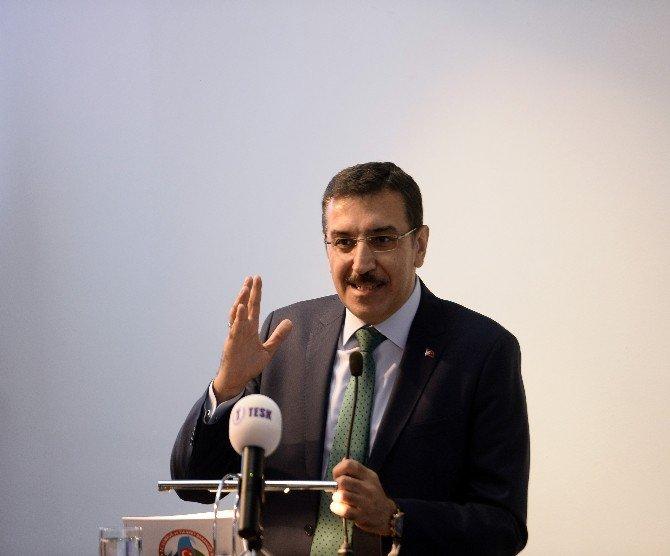 """Bakan Tüfenkci: """"Numaradan Sicil Affı İstemiyoruz"""""""