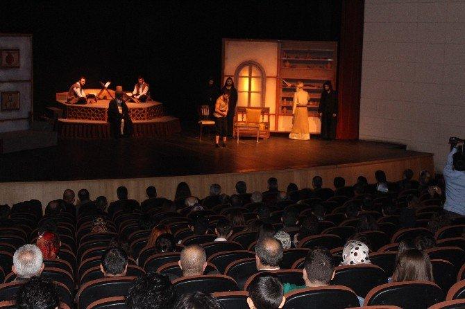 """""""Barsisa"""" Selçuk Üniversitesi'nde Sanatseverler İle Buluştu"""