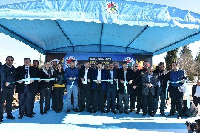 Kızıllı Semt Spor Sahası Açıldı