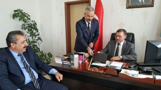 7 Aralık Üniversitesi İle İl Milli Eğitim Müdürlüğü Arasında Protokol İmzalandı