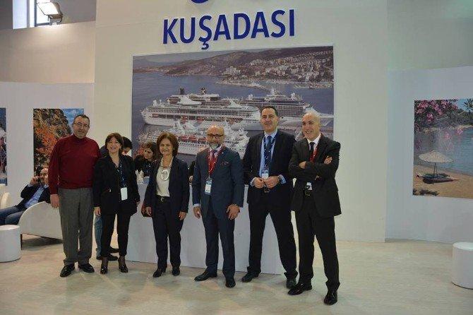 Kuşadası Ticaret Odası Travel Turkey Turizm Fuarı'na Katıldı