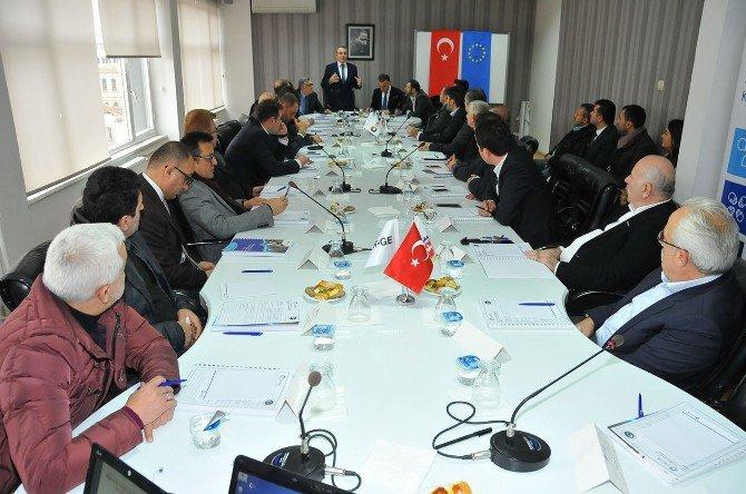 """Murzioğlu: """"El Ele Vererek Hedefe Ulaşacağız"""""""