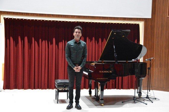 Gülsin Onay Piyano Günleri Emre Yavuz Konseriyle Devam Etti