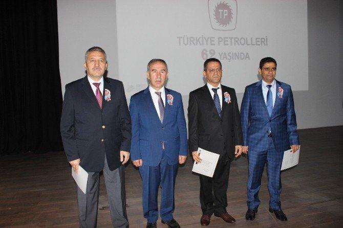 Türkiye Petrollerinin 62. Kuruluş Yıl Dönümü Kutlandı