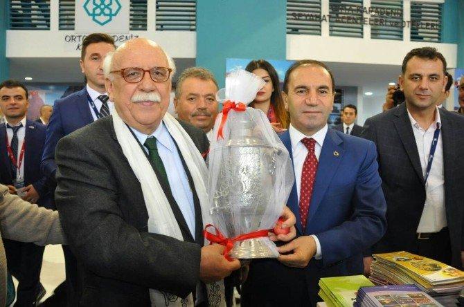 Amasya Travel Turkey İzmir Fuarı'nda