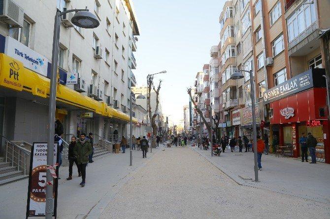 Fevzi Çakmak Caddesi Projesi Hızla İlerliyor