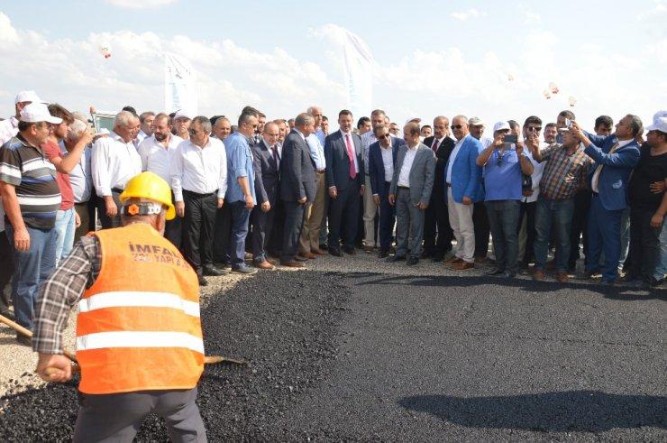 Kırıkkale köyleri sıcak asfalta kavuşuyor