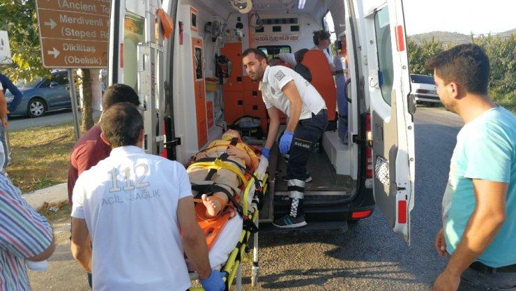 Hava yastıkları 4 kişiyi ölümden kurtardı