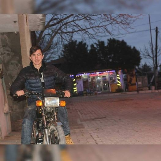 Biga'da motosiklet kazası: 1 ölü