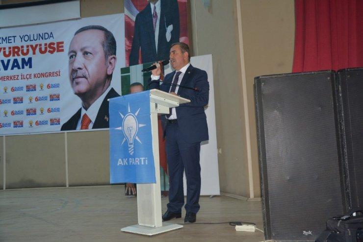 AK Parti Sinop Merkez İlçe 6. Olağan Kongresi