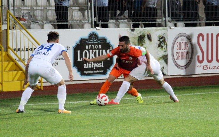 TFF 2. Lig: AFJET Afyonspor: 3 - Tuzlaspor: 0