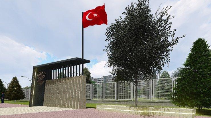 17 Aralık şehitleri için anıt durak yapılacak