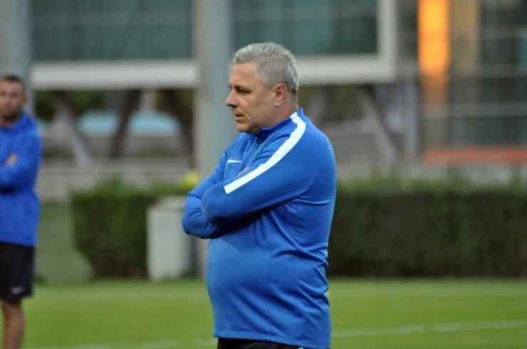 Kayserispor, Bursasspor maçının hazırlıklarını sürdürüyor