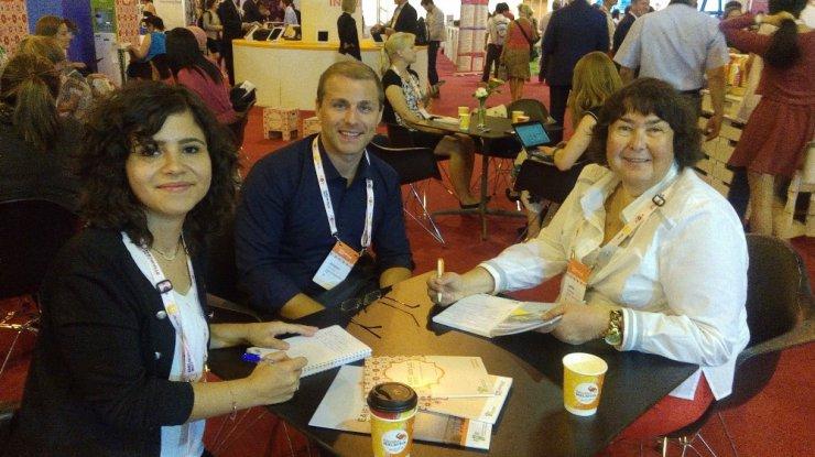 Avrupa Yükseköğretim Konferansına AGÜ de katıldı