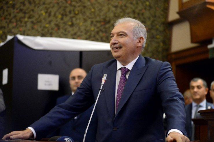 """İBB Başkanı Uysal: """"İnşallah Allah bizi İstanbul halkına mahcup etmez"""""""