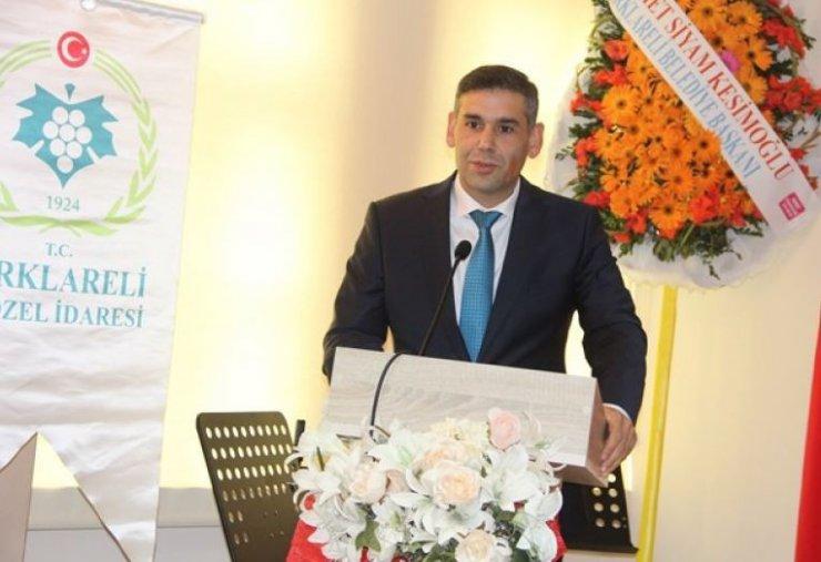 Kırklareli'nde eğitim projesine 146 bin lira bütçe